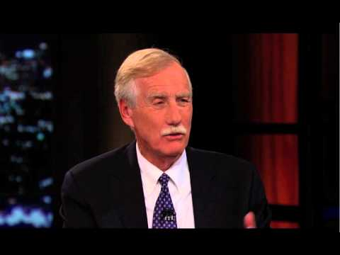Sen. Angus King on the Fair Food Program -- Real Time with Bill Maher
