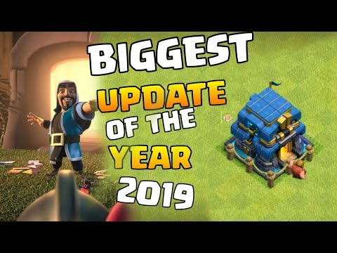 TOWN HALL 13 Update In Clash Of Clans - COC