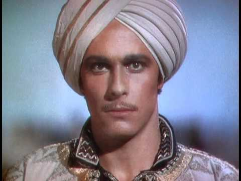 The Love of the Princess (Miklos Rozsa) (The Thief of Bagdad) (1940).avi