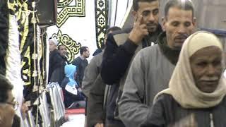 الشيخ حماد الشامى العشاء عزاء الحاج عيسوى على جمال الدين شقرف تصوير اكرم درويش
