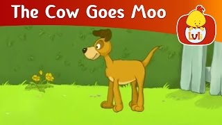 Die Kuh Geht Moo | Der Hund | ein Cartoon für Kinder - Luli-TV