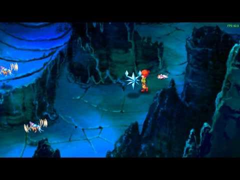 [PSP] Lunar: Silver Star Harmony Прохождение / Walkthrough part 1