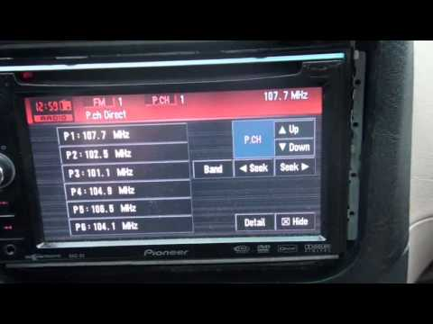 Bmw 323is Double Din Install E36 Pioneer Avic D3 Youtube