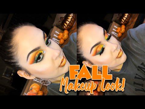 FALL MAKEUP LOOK! 2019 thumbnail