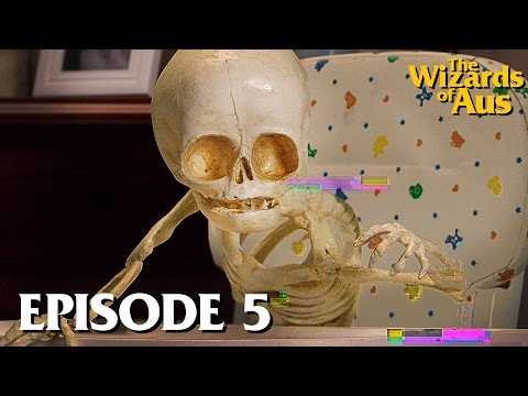 "THE WIZARDS OF AUS || Episode 5 ""The Ballad of Baby Bones"""