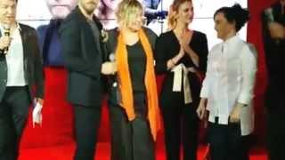 Kivanc , farah , Hilal Saral ,ece yörenç in cannes t.v festival (2) 2017 Video