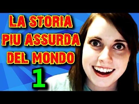 CRISTINA e LUCA - LA STORIA PIÙ ASSURDA DEL MONDO - EP. 1