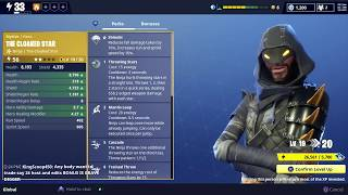 Fallen Star (The Cloaked Star Rescue) | Fortnite: Blockbuster Event Pt 3