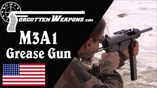 Shooting the M3A1 Gręase Gun