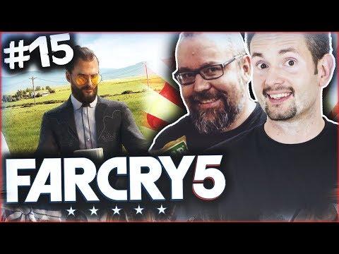 Manekiny po dragach… ROCK & ROJO w FAR CRY 5 #15