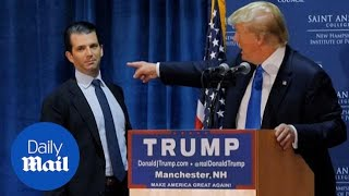 Michael Cohen discusses Don Trump Jr during his testimony