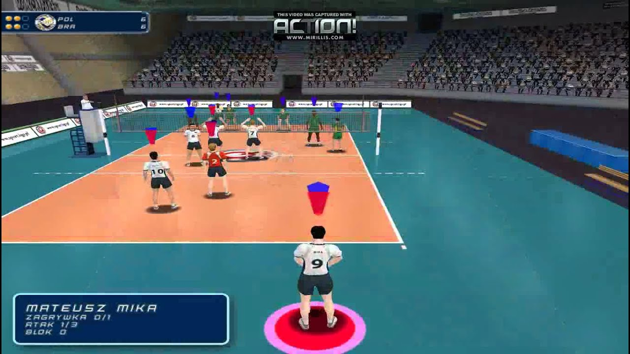 Download Game Pc Volleyball