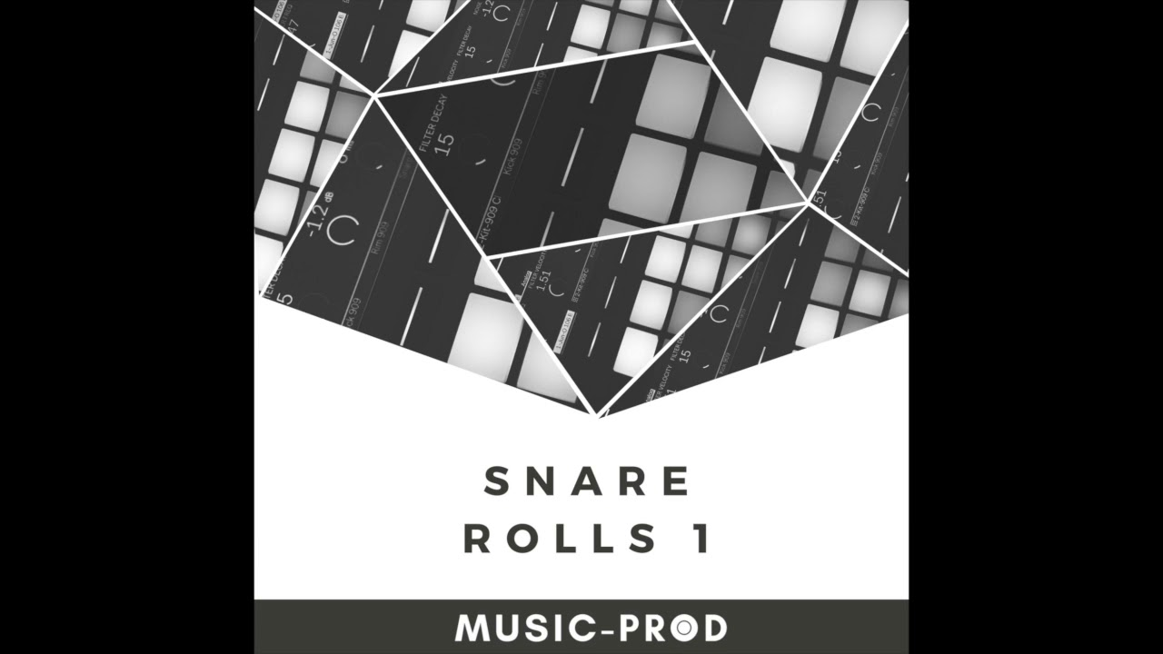 Snare Rolls 1 - Free Sample Pack