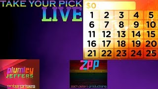 Take Your Pick Live #114 -- Shiz On Fantasies Group/Our first show of 2019!