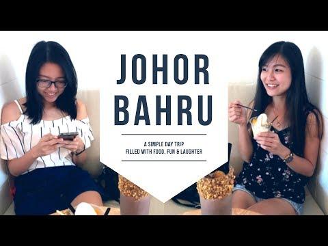 A Short Day Trip To Johor Bahru