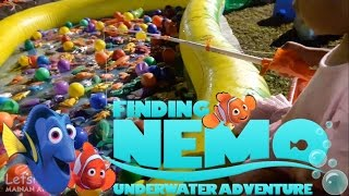 Jenica Mancing IKAN IKANAN 🐳 Dapat Ikan NEMO DORY 🐙 Mainan Anak Lets Play 💖 Jessica Jenica 🐙