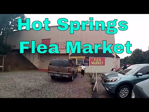 Hot Springs Flea Market