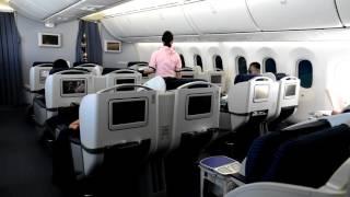 ana 787 8 business class beijing capital to tokyo narita