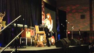 Ruth Connell Vancon 2015 Saturday Panel Part 1 of 3