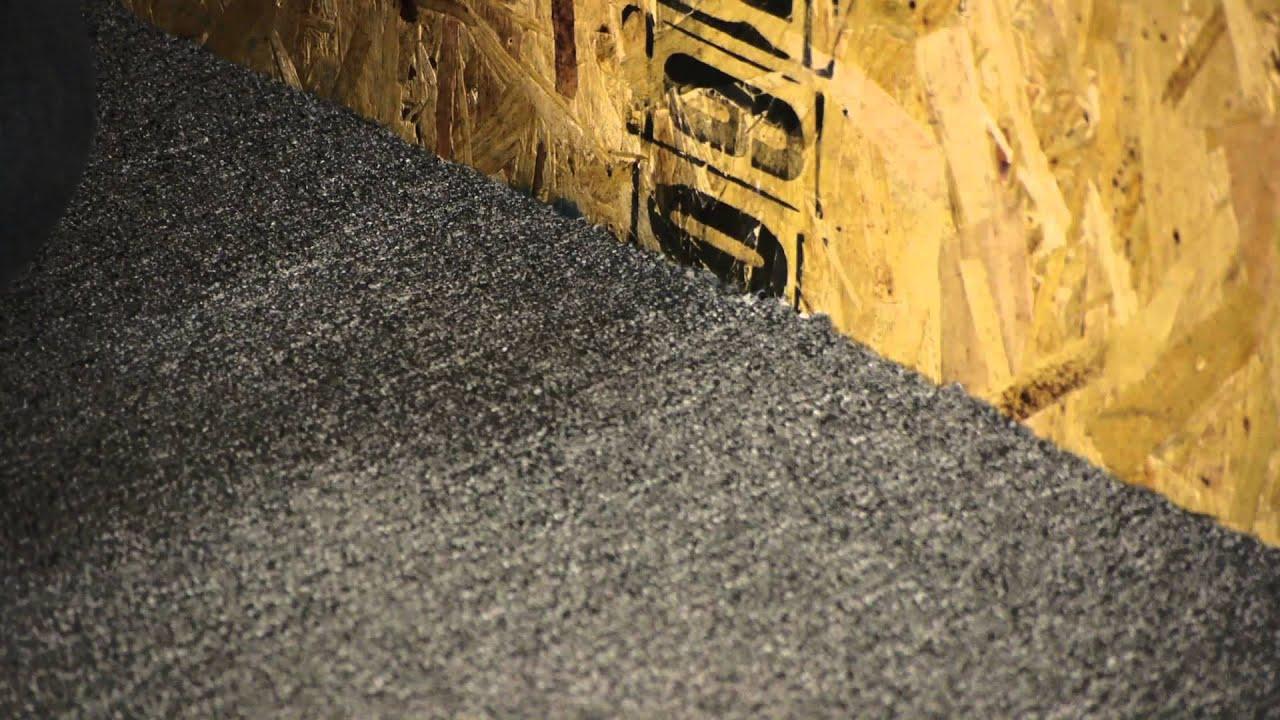 Install Prepadded Carpet