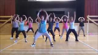 Hold My Hand, by Jess Glynne - Zumba with Helen