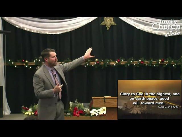 Ministry of Angels | Pastor Tim Stahlman // Family Church Erie
