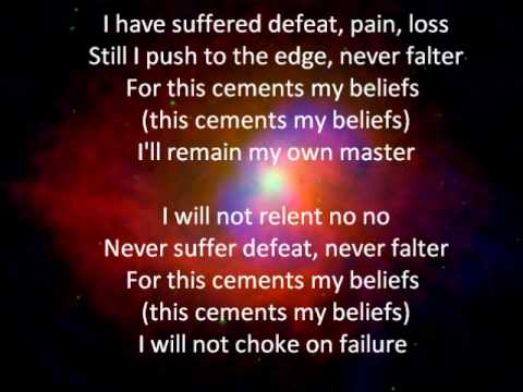 All That Remains - The Air That I Breathe lyrics