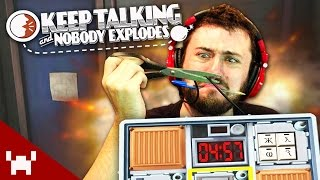 WE'RE GOING TO EXPLODE! (Keep Talking and Nobody Explodes)