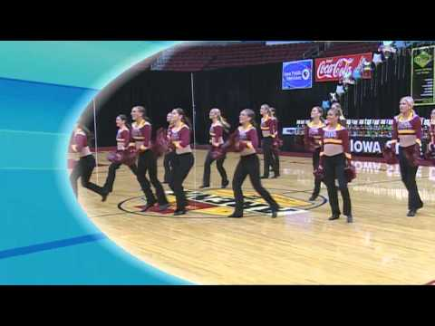 2012 Iowa State Dance Team Championships | Preview