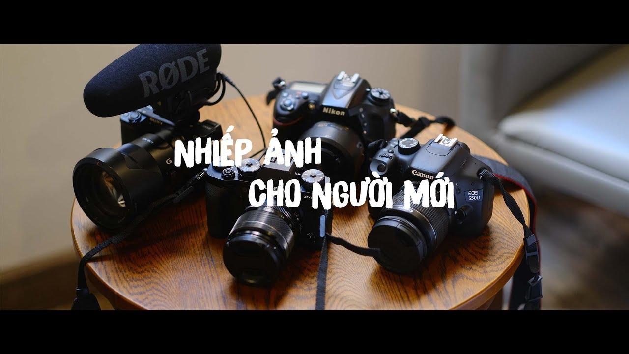 NHIẾP ẢNH CĂN BẢN | Mvcthinh | Học Chụp Ảnh
