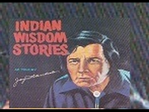 "Indian Wisdom Stories ""Beginning of the World"" as told by Jay Silverheels Native American Culture"