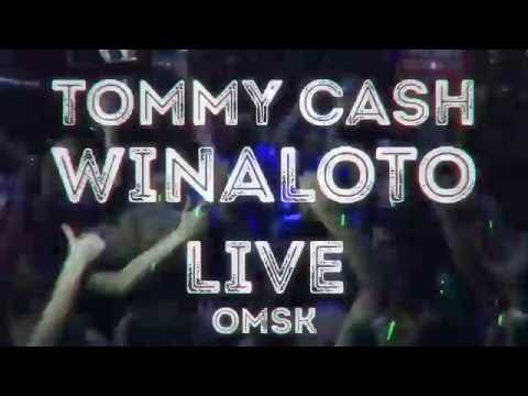 TOMMY CA$H - WINALOTO [LIVE] - Omsk