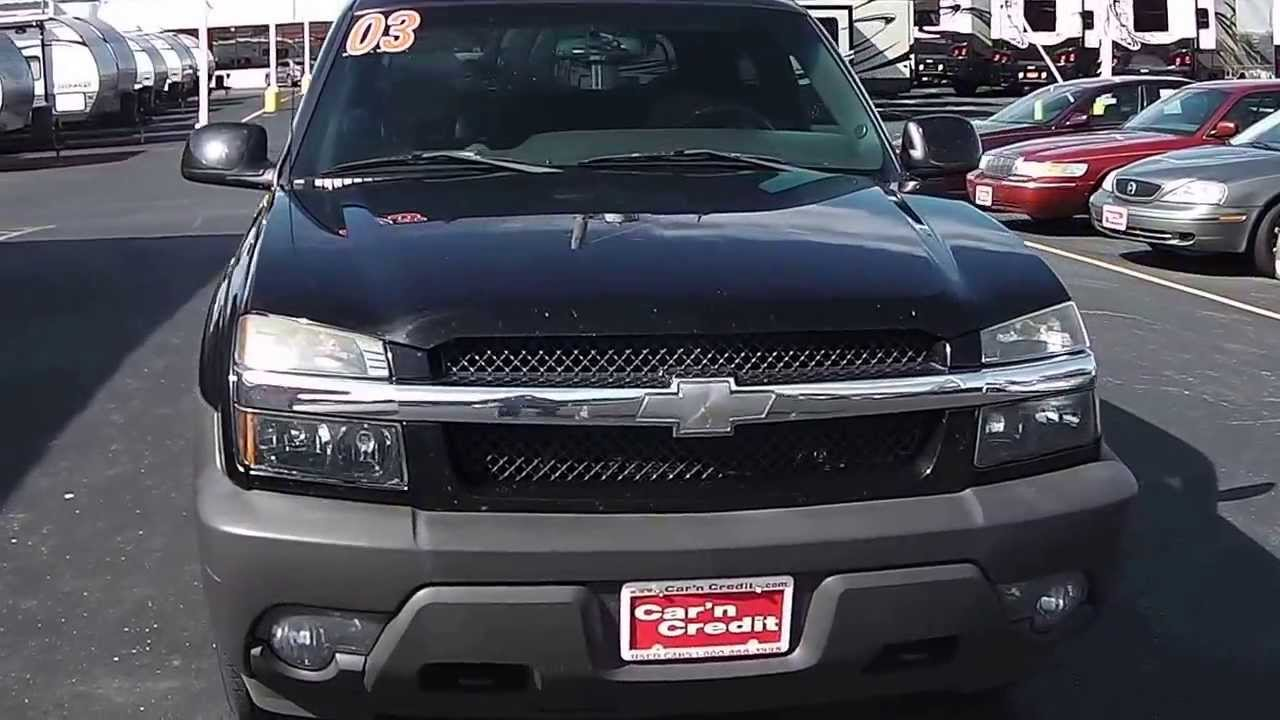 2003 chevrolet avalanche z66 buy here pay here in piqua troy sidney dayton lima urbana oh. Black Bedroom Furniture Sets. Home Design Ideas