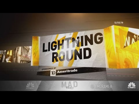 Cramer's lightning round: Tobacco stocks don't deserve your money