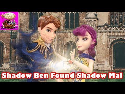 Ben Bites Vampire Mal - Part 15 - Descendants Vampires 2 Disney