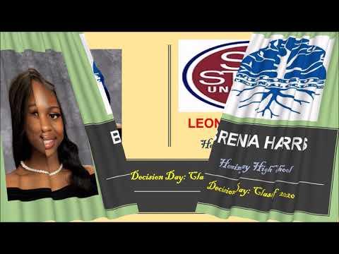 Hemingway High School 2020 Decision Day Video