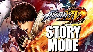 King Of Fighters 14: Story Mode w/Maximilian (Part 1)