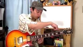 ギターレッスン【ハーモニクスを覚えよう】