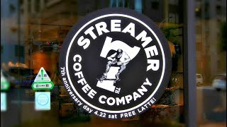 Streamer Coffee - Kayabacho, Tokyo ᴴᴰ ● ストリーマーコーヒーカンパニー 茅場町