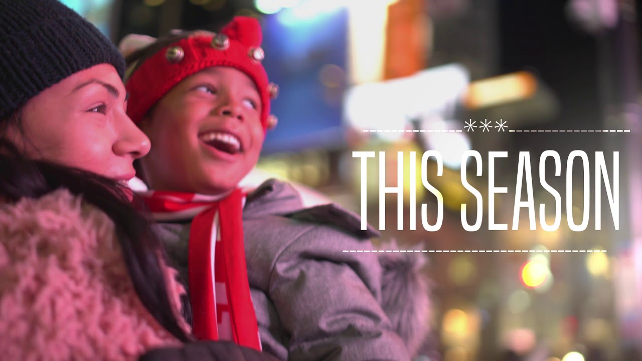 A Whole New Light: The Holiday Season in Toronto, for Families