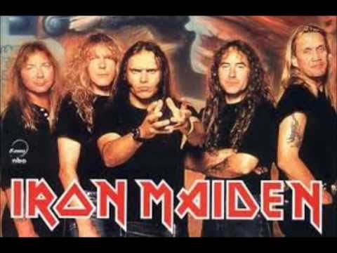 IRON MAIDEN  -  Justice Of The Peace / Judgement Day  SP 1995