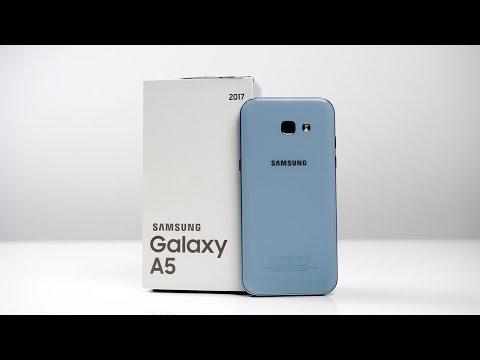 Unboxing: Samsung Galaxy A5 2017 (Deutsch) | SwagTab