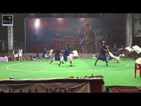 KALAMBOLI (Mumbai) Gatka Tournament - 2014 || HD || Part 2nd.