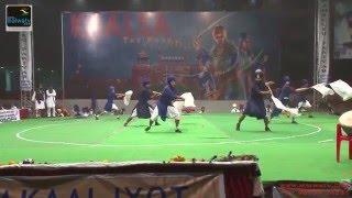 KALAMBOLI (Mumbai) Gatka Tournament - 2014 || HD || Part 2nd.