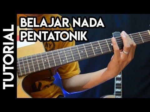 Belajar Tangga Nada Pentatonik Scale Gitar