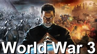 Empire Earth 3 - 8P Free For All | WORLD WAR 3