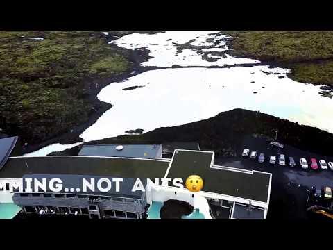 Reykjavik, Iceland || Drone Footage || Blue Lagoon