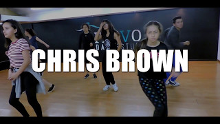 chris brown kriss kross choreography by dchristianmejia