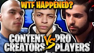 [FULL STORY] HighDistortion & Myth PISSED After FAKE Pro Players MOCK Content Creators!