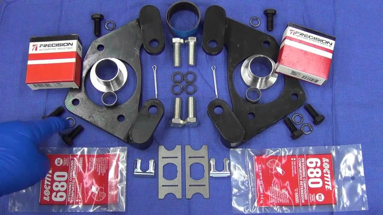 620 Disc Brake Kit
